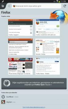 Firefox Beta Türkçe