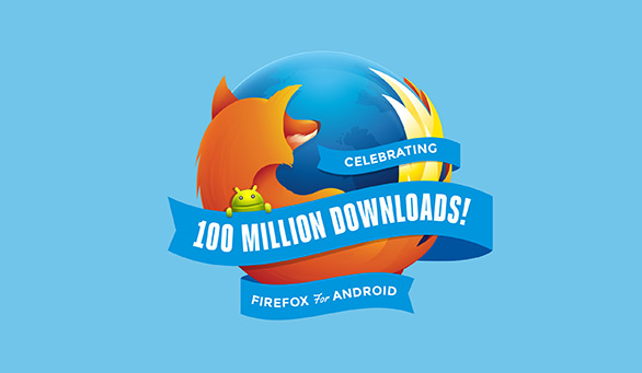 FFx4Android_100mDownloads